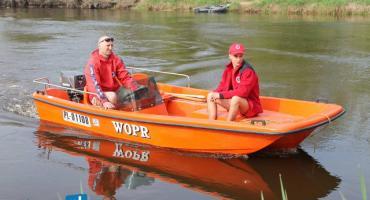Łomża: WOPR uruchamia numer alarmowy
