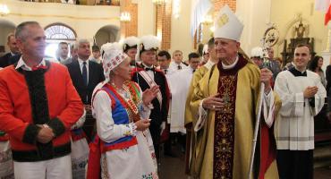 Łomża: 60-lecie święceń kapłańskich biskupa Stanisława Stefanka [VIDEO i FOTO]