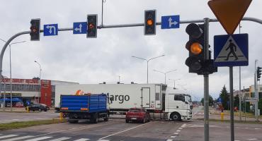 Awaria sygnalizacji na ważnym skrzyżowaniu
