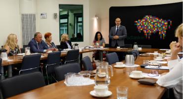 Podlaska Rada Działalności Pożytku Publicznego rozpoczęła działalność