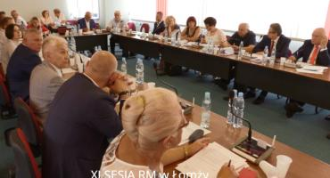 XII sesja Rady Miejskiej Łomży [LIVE]