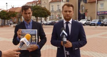 Konferencja prasowa posła Krzysztofa Truskolaskiego [LIVE]