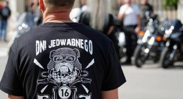 Jedwabne: Motocyklista miał prawie 3,5 promila!