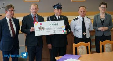 Rekordowe wsparcie dla Ochotniczych Straży Pożarnych [VIDEO i FOTO]