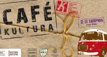 Niebawem startuje Cafe Kultura