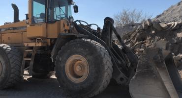 Wyburzenia, wykopy, prace ziemne - gdzie wynająć sprzęt budowlany w Łomży