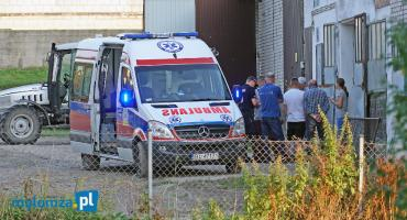 Tragedia w Puchałach! Śmiertelny wypadek w czasie prac gospodarskich