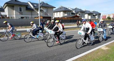 Łomża chce zostać Rowerową Stolicą Polski