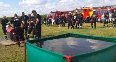 Zawody sportowo-pożarnicze w gminie Śniadowo [FOTO]