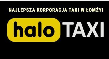 HALO TAXI najlepszą korporacją taksówkarską w Łomży!