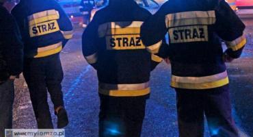 Łomża: Nocny wyciek gazu. Mogło dojść do tragedii