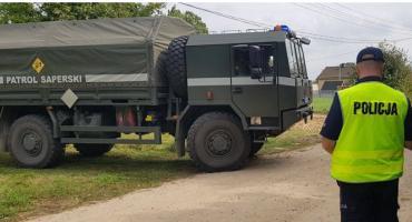 Potężny niewybuch w centrum Nowogrodu! Jutro ewakuacja mieszkańców!