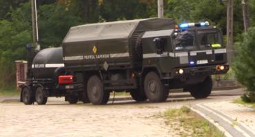 Niewybuchy opuściły Nowogród [VIDEO i FOTO]
