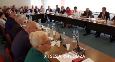 XIII nadzwyczajna sesja Rady Miejskiej Łomży [LIVE]