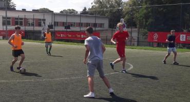 Łomża: Wakacyjny Turniej Piłki Nożnej na Orliku [FOTO]
