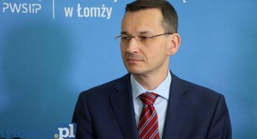 Premier Mateusz Morawiecki przyjedzie do Kolna