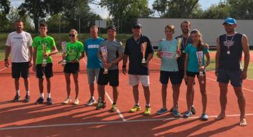 Turniej Deblowy o Puchar Prezydenta Miasta Łomży [FOTO]