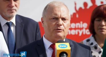 Konferencja prasowa posła Lecha Kołakowskiego [LIVE]