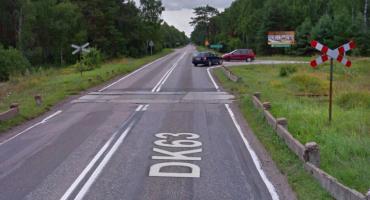 DK63: Rusza przebudowa drogi do Zambrowa