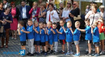 Łomża: Ewenement w skali kraju. Przedszkole nr 2 z własnym kortem tenisowym [VIDEO i FOTO]