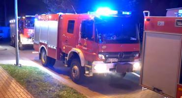 Pożar z dramatycznym finałem. Zginął 19-letni mężczyzna!