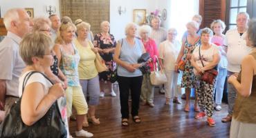 Łomżyńscy seniorzy – podsumowanie projektu pn. Cud nad Wisłą - ślad łomżyński [FOTO]
