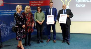Łomżyniacy pośród laureatów konkursu Inicjatywa Społeczna Roku 2019