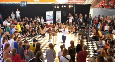 Tancerze wirowali w Łomży [VIDEO]