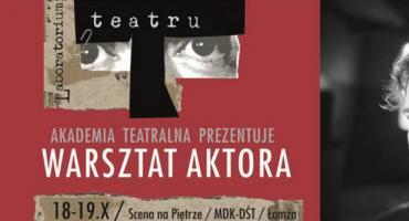 MDK-DŚT zaprasza na Laboratorium Teatru