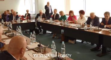 XVI sesja Rady Miejskiej Łomży [LIVE]