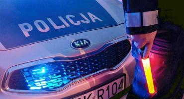 Pędzili jak na autostradzie! Zbyt szybcy kierowcy zatrzymani przez policję