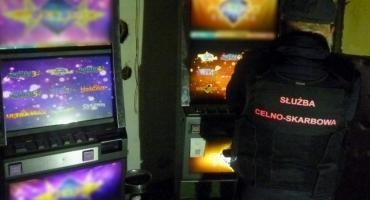 Nielegalny hazard w Łomży i Ciechanowcu