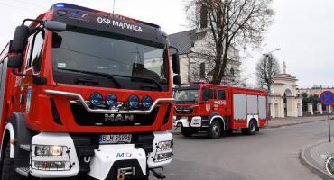 Modlili się za zmarłych strażaków z powiatu łomżyńskiego [FOTO]