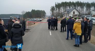 Konarzyce: Przebudowana ulica Młynarska oficjalnie otwarta [FOTO]