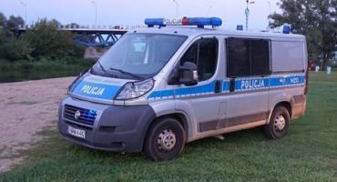 22-latek chciał odebrać sobie życie. Policjanci znaleźli go nieprzytomnego nad rzeką