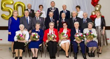 Gmina Łomża: Przeżyli ze sobą 50 lat... [FOTO]