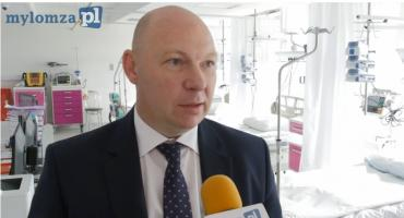 Łomża: Dyrektor szpitala rezygnuje
