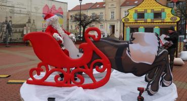 Trwają przygotowania do Miejskich Mikołajek [FOTO]