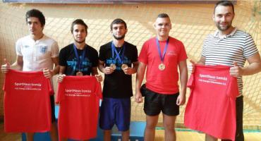 Złote medale zawodników Sport Haus Łomża