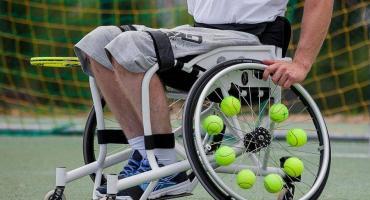 V edycja Turnieju Tenisa na Wózkach Łomża Cup 2018