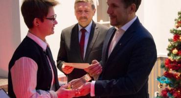 Łomżyńscy społecznicy nagrodzeni [FOTO]