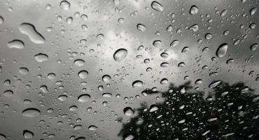 Deszczowy i pochmurny koniec roku