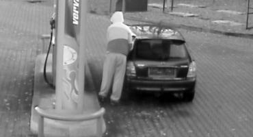Kradzież paliwa ze stacji Orlen. Sprawca zatrzymany!