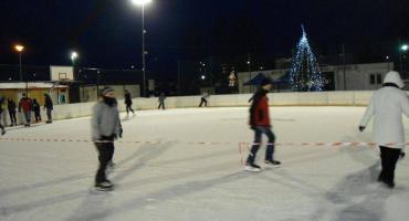 DISCO Lodowisko czyli Łomża tańczy na lodzie! W Walentynki!