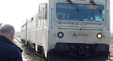 Pociąg do Łomży! Na razie tylko turystyczny [VIDEO i FOTO]