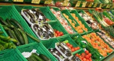 Warzywa i owoce będą droższe