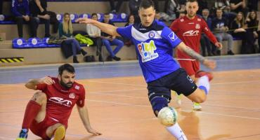 Futsal: Piła remisuje z Koninem