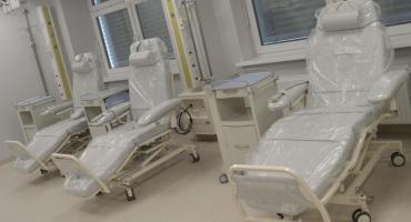Komfort i bezpieczeństwo. Nowa stacja dializ i oddział nefrologii w pilskim szpitalu