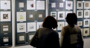 Mała wielka sztuka w Pile. Międzynarodowe Biennale Miniatury [ZDJĘCIA]