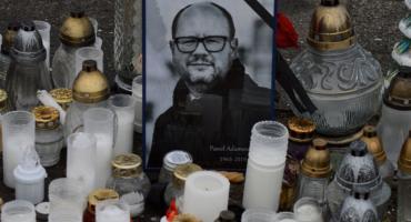 Piła żegna Pawła Adamowicza [VIDEO]